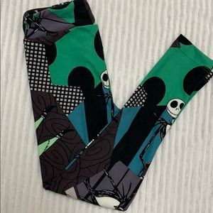 Kid Jack & Sally Leggings, NWOT